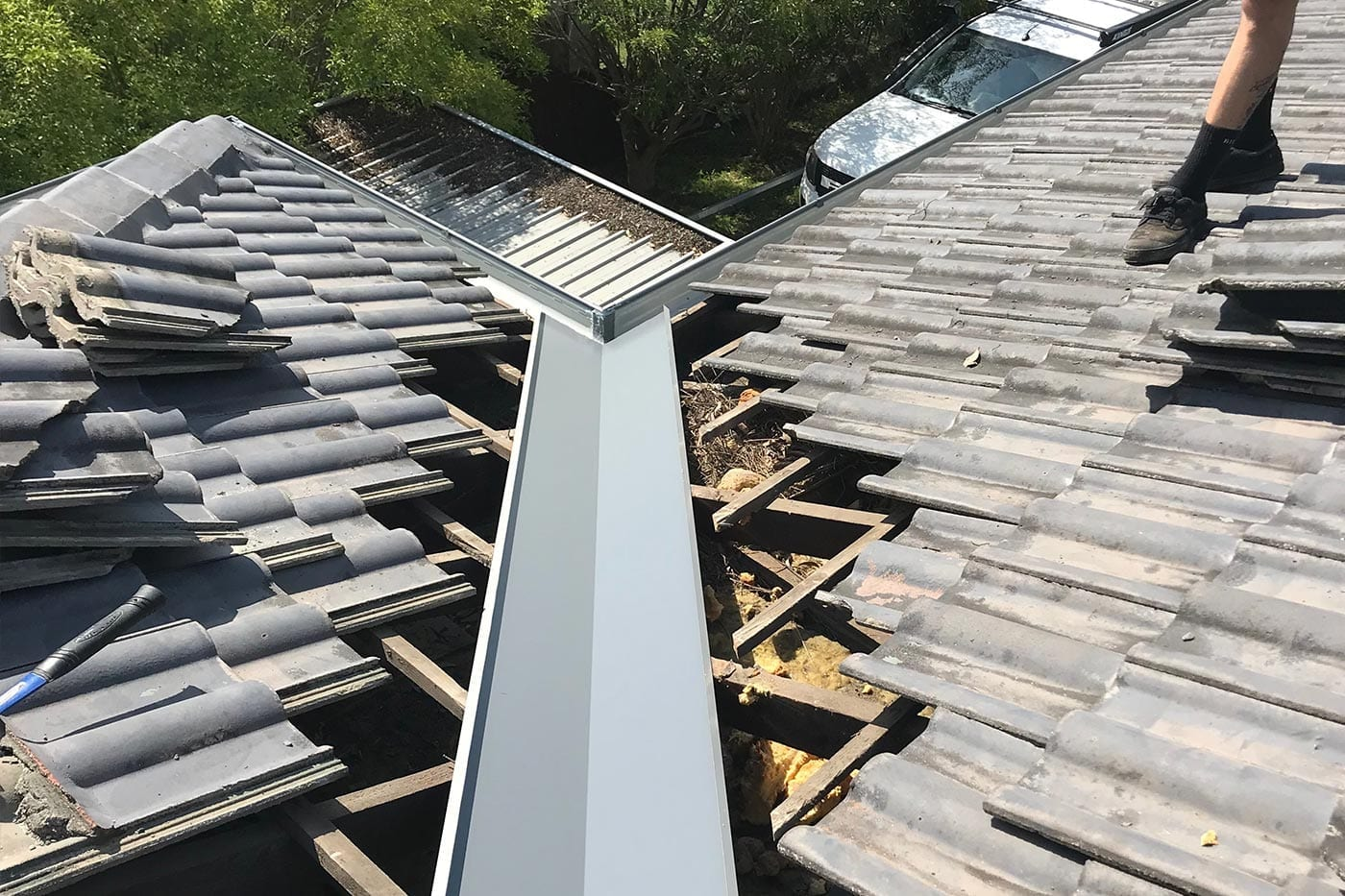 gutter repairs newcastle