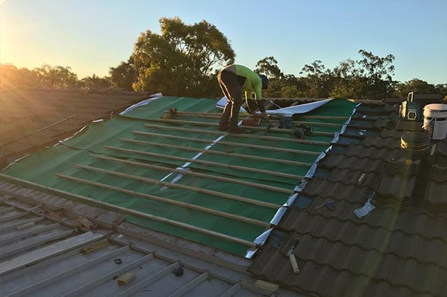 roof repairs newcastle